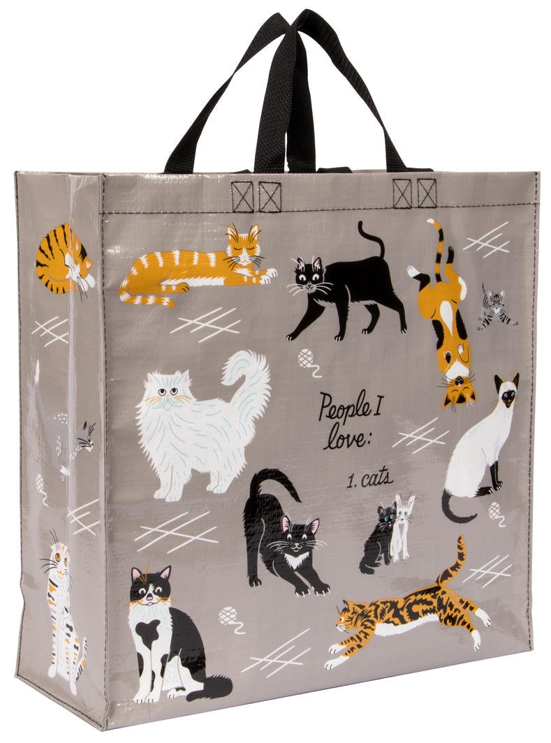 Shopper Tote - Cats