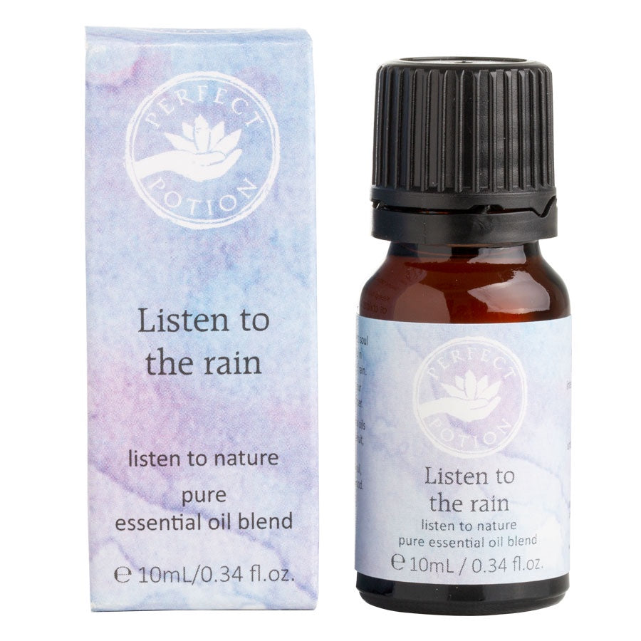 Essential Oil - Listen To The Rain Blend