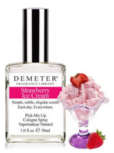 Demeter Fragrance - Strawberry Ice Cream