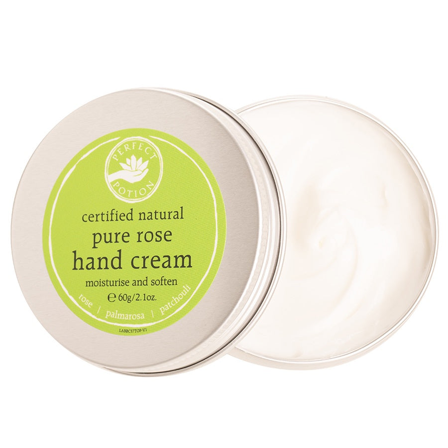 Pure Rose Hand Cream