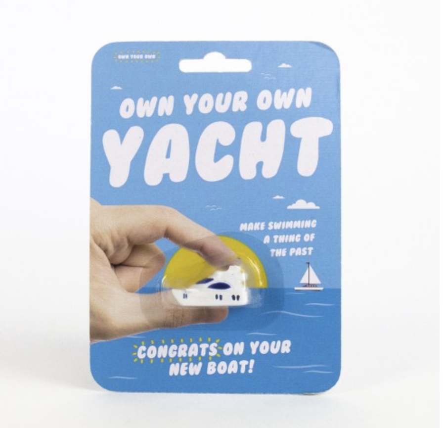 Own Your Own Yacht