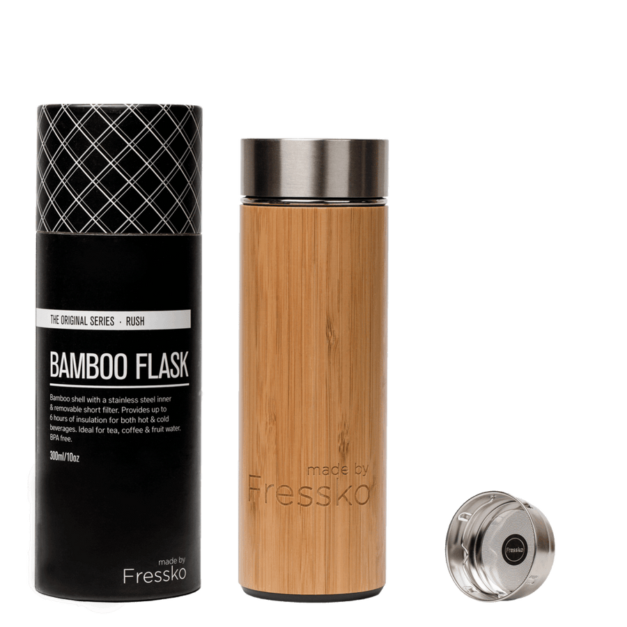 Fressko - Bamboo Flask 300ml