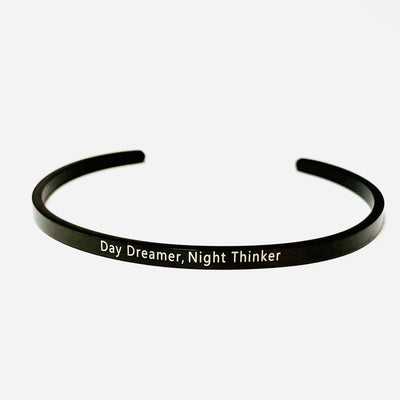 Band Bangle - Day Dreamer, Night Thinker