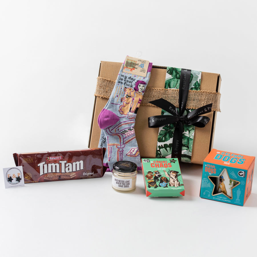 Crazy Dog Lady Gift Box