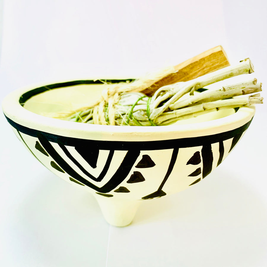 Smudge Bowl Set