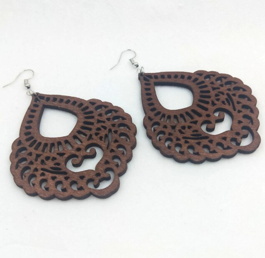 Timber Boho Earrings
