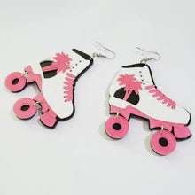Roller Skate Earrings