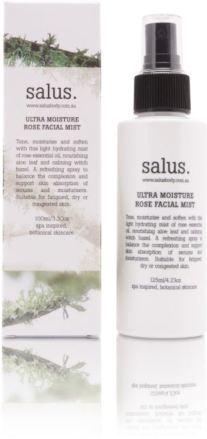 Ultra Moisture Rose Facial Mist