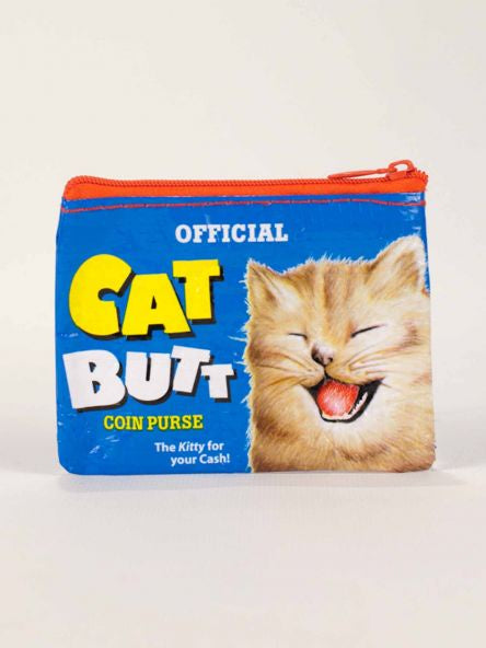Coin Purse - Cat Butt