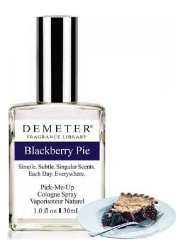 Demeter Fragrance - Blackberry Pie
