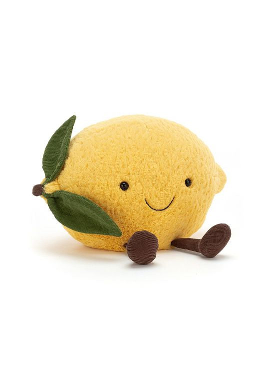 Jellycat Lemon Plush