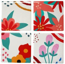 Coasters - Bold Floral