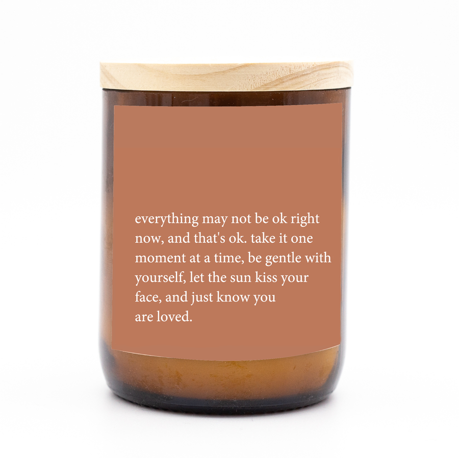 Commonfolk Candle - Everything May Not Be Ok