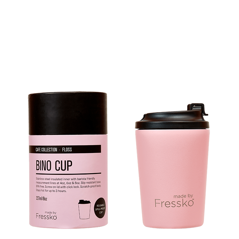 Bino Coffee Cup - 8oz Floss