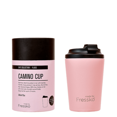 Camino Coffee Cup - 12oz Floss