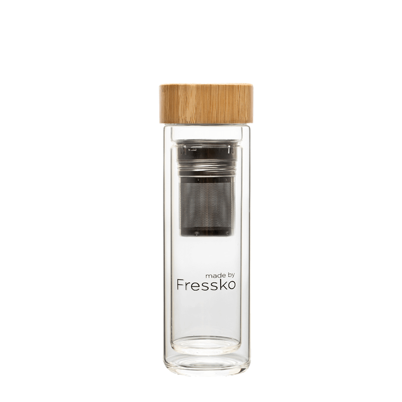 Fressko - Glass Flask 400ml