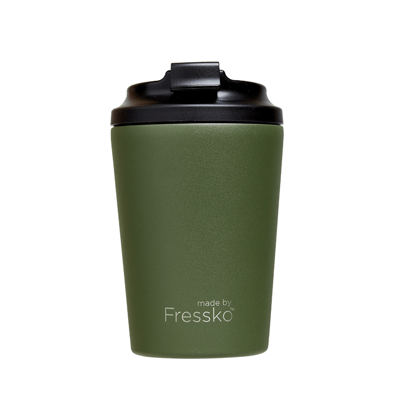 Camino Coffee Cup - 12oz Khaki