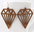 Timber Diamond Earrings