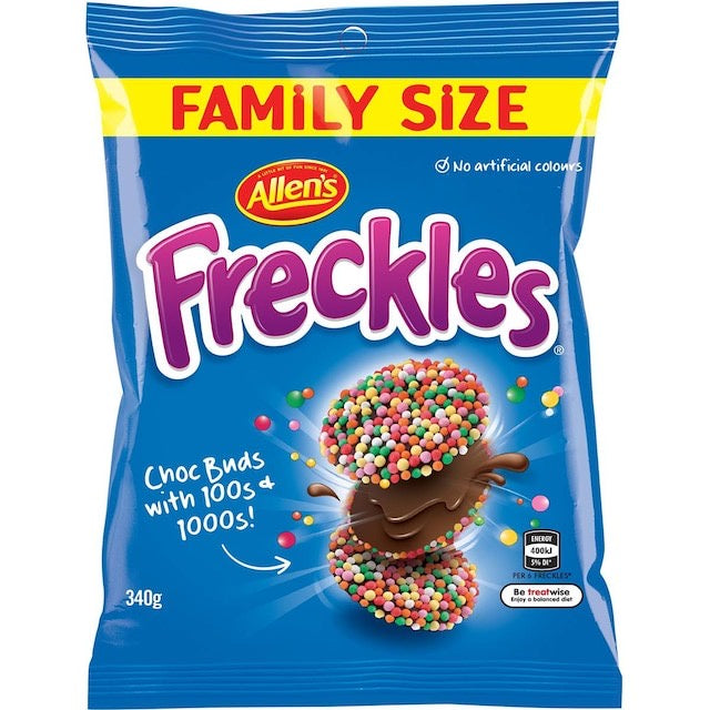 Freckles Chocolate Buttons