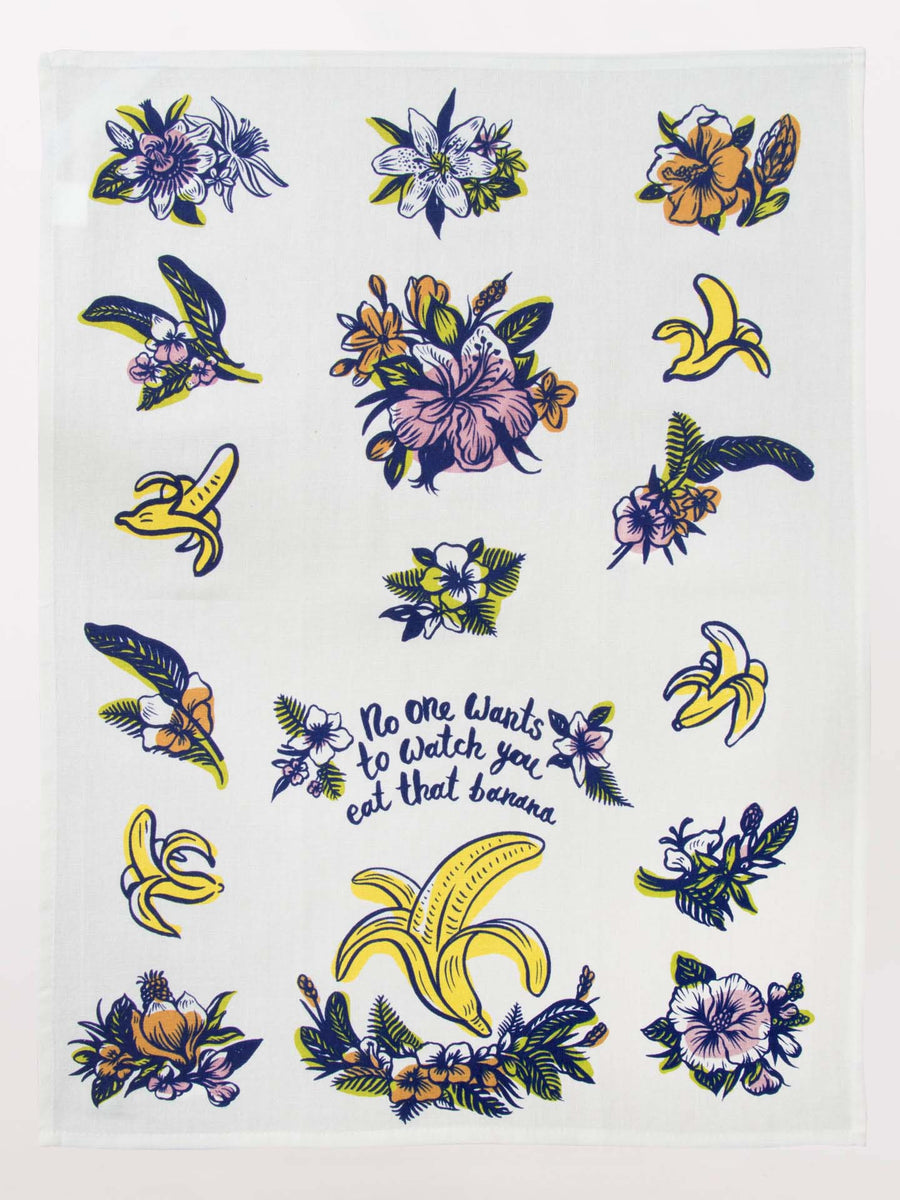 Tea Towel - Eat That Banana
