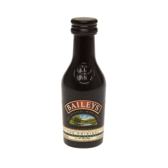 Mini Baileys Bottle