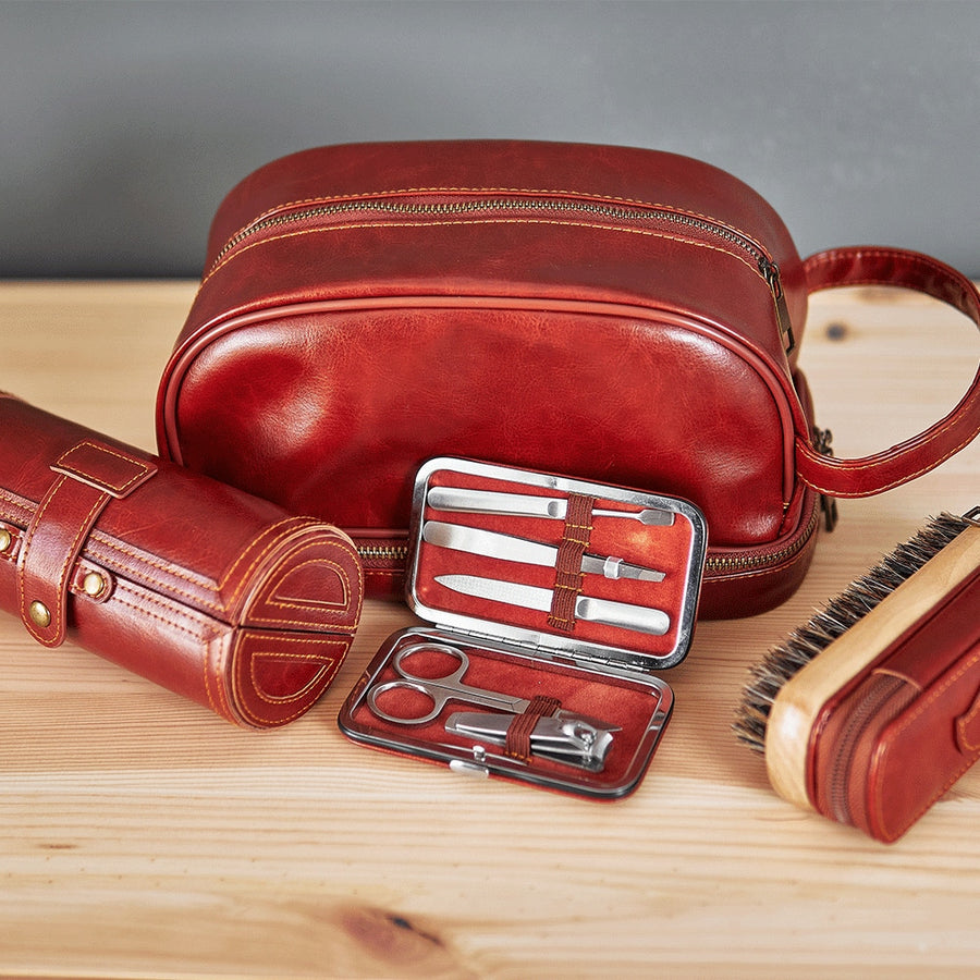 Gentleman's Travel Manicure Kit