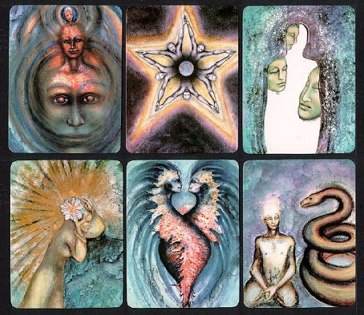 Soul Cards 2 : Powerful Images for Creativity and Insight