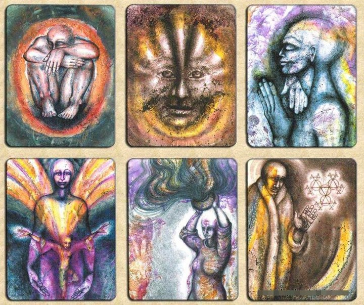 Soul Cards 1 : Powerful Images for Creativity and Insight