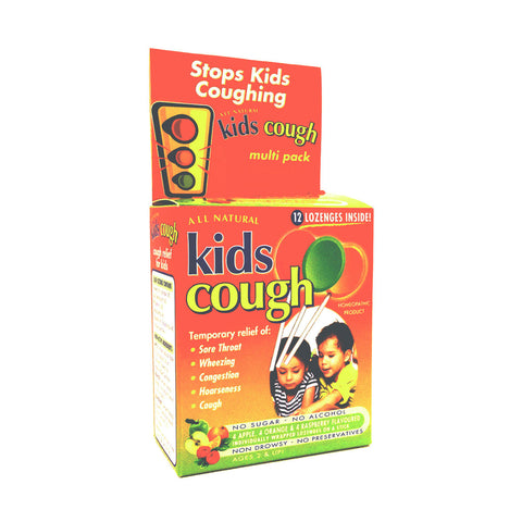 Lozenges ~ Kids Cough