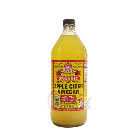 Vinegar ~ Apple Cider Vinegar (Bragg)