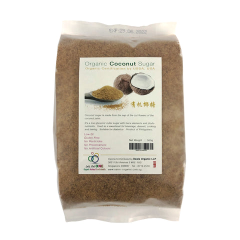 Sugar ~ Organic Coconut Sugar