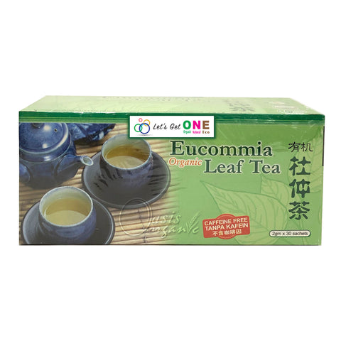 Tea ~ Organic Eucommia Leaf Tea