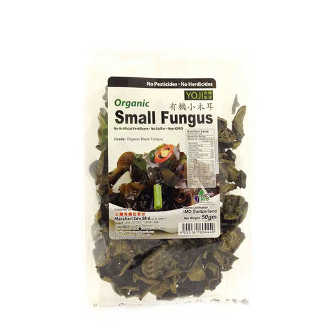 Fungus ~ Black Fungus (Small)