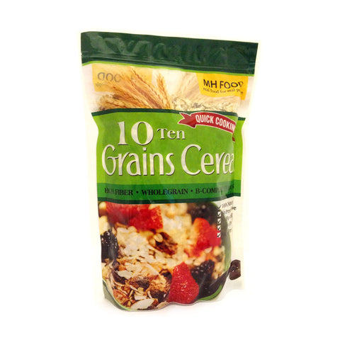 Cereal ~ 10-Grain Cereal