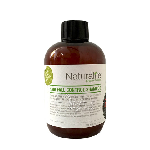 Naturalite Shampoo ~ Hair Fall Control