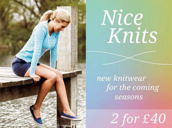 Nice New Knits with Rydale