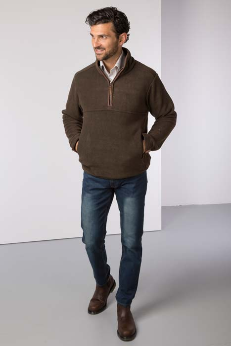 Men's Huggate Overhead Fleece Jacket
