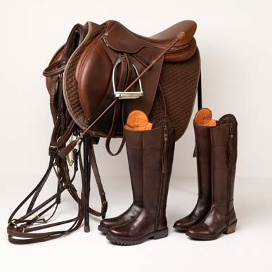 The history of the riding boots: Inspiration for our NEW boots