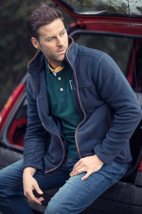 Men's Huggate Fleece Jacket