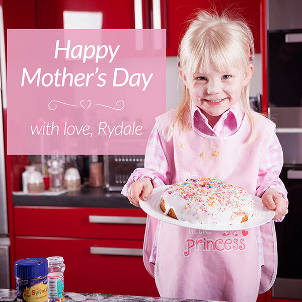 Rydale Mother's Day Cake