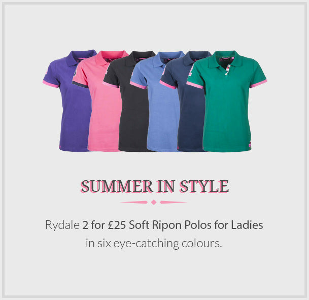 Rydale Ripon Polo Shirt
