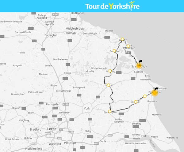 Tour De Yorkshire - Stage 1