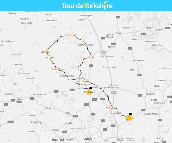 Tour De Yorkshire - Stage 2