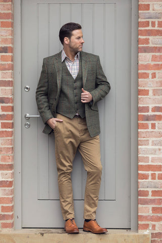 dress shoes with chinos