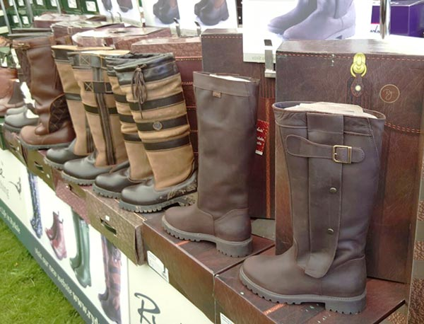 Rydale Boots at Badminton 2016