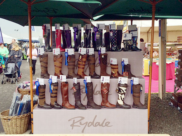 Rydale Boots at Balmoral 2016