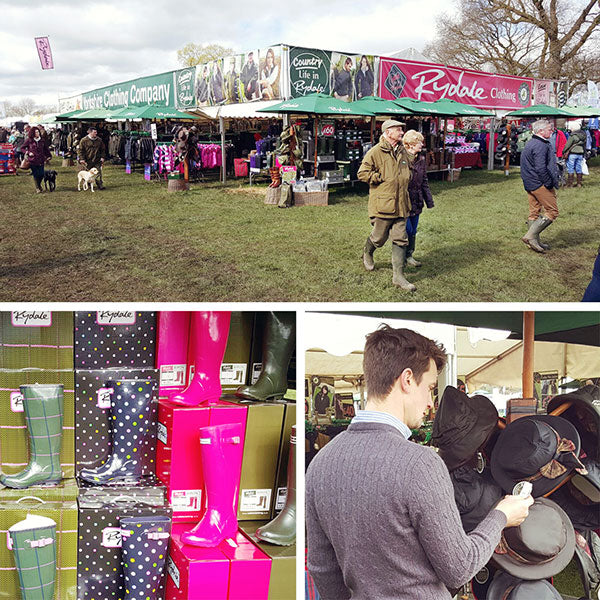 Rydale at BASC Gamekeepers' Fair 2016
