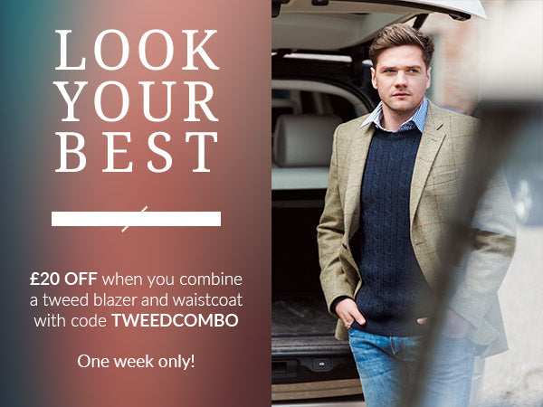 Rydale Tweed Combo Deal