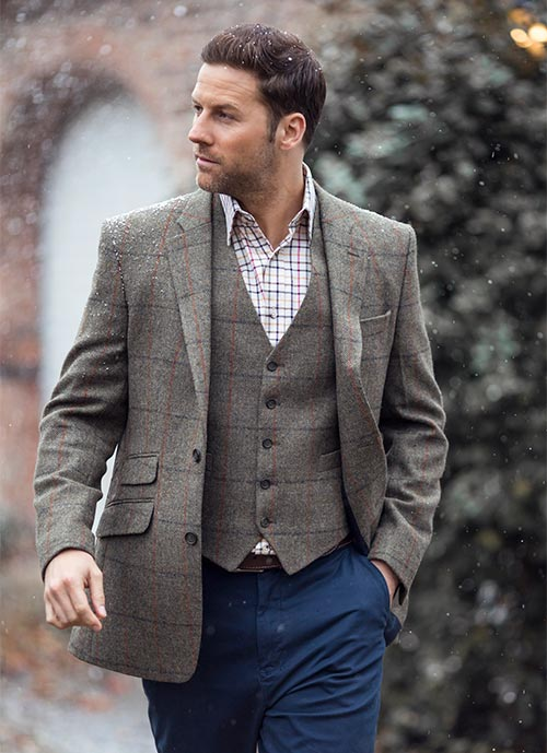 Men's Fairfax Tweeds