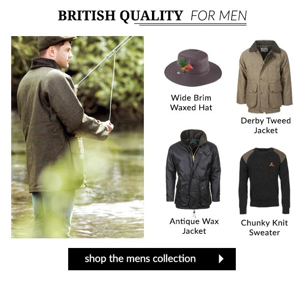 Rydale Mens British Made